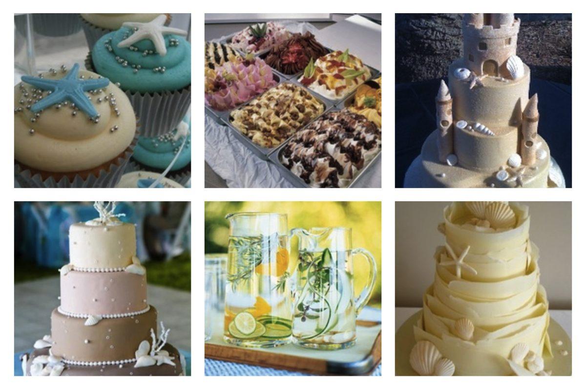 17 Best Beach Wedding Foods Images On Pinterest: Se Marier à La Plage