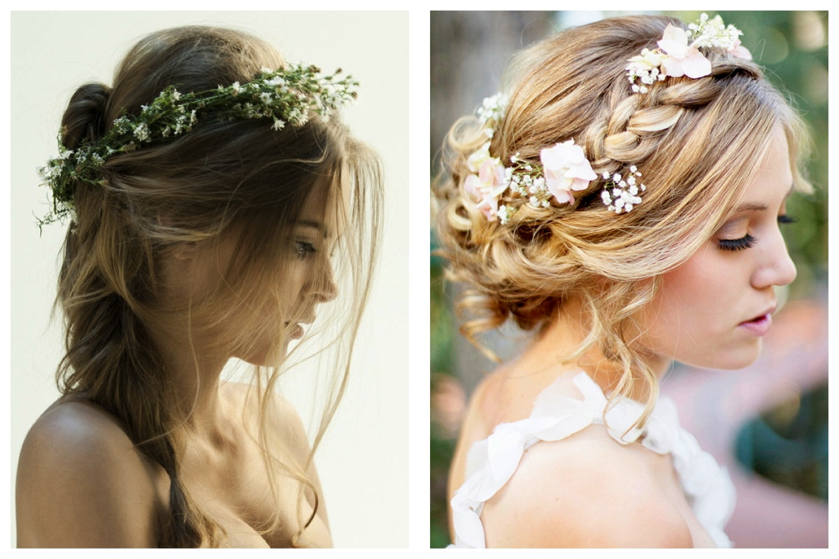 Quelle coiffure pour son mariage - Coiffure mariage simple et chic ...