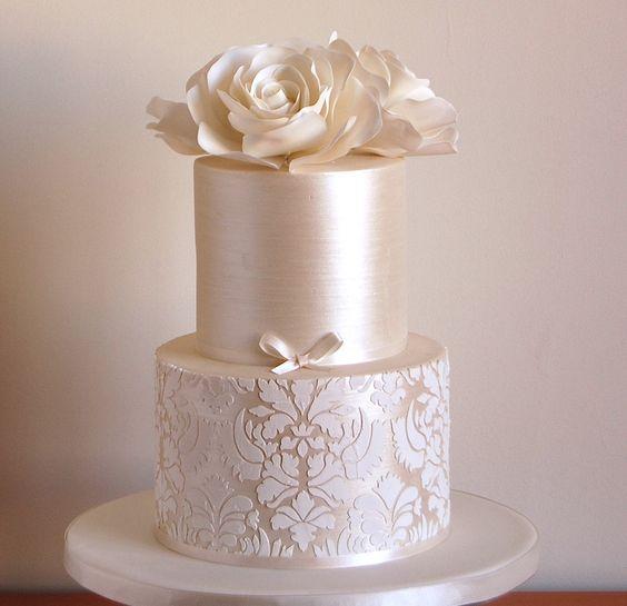 Convaincre la mariée gâteau