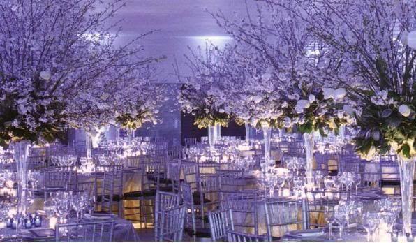 Mon th me - Decoration de mariage feerique ...