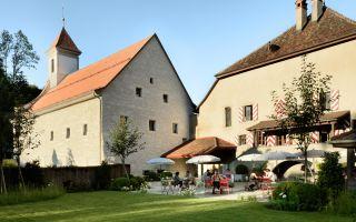 L'Abbaye de Montheron
