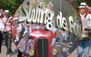 Swing de Fou Jazz new orleans