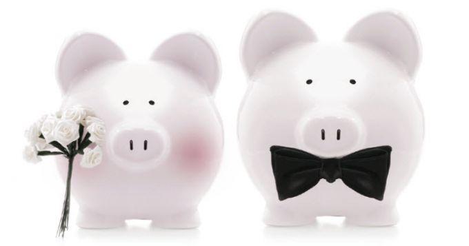 Quelques idées pour éviter de faire exploser votre budget de mariage!