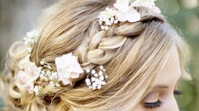 quelle coiffure pour son mariage - Coiffure Pour Temoin De Mariage