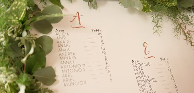 Parmi les innombrables détails à régler avant la cérémonie de mariage, il en est un qui peut vite tourner au casse-tête: l'organisation du banquet. Avant de choisir une salle ou des mets, connaître le nombre d'invités et imaginer leur disposition est un exercice utile.