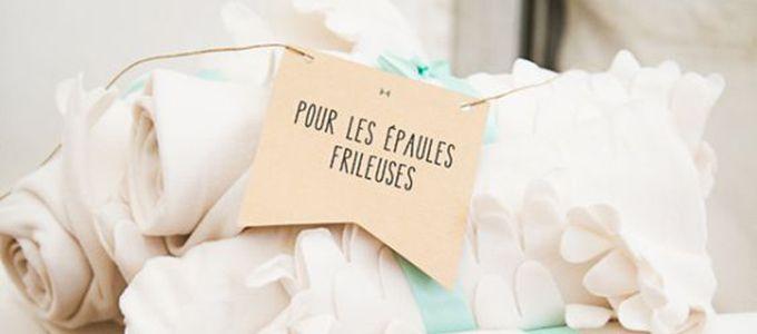 L'hiver arrive gentiment mais sûrement! Avez-vous déjà envisagé de vous marier lors de cette saison? Laissez-vous inspirer.
