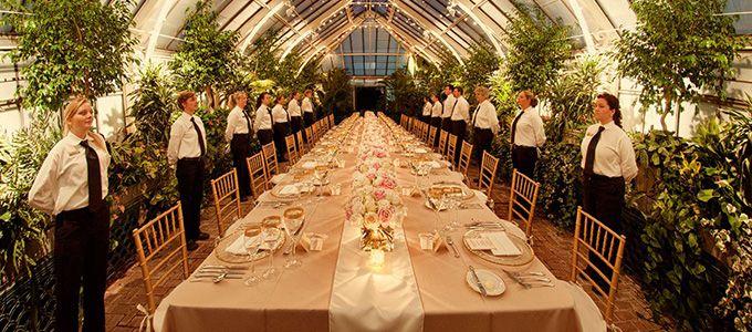 Quelques idées décalées pour changer de la réception traditionnelle  tout en se faisant plaisir!