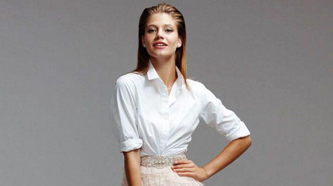 Certaines d'entre vous sont probablement en train de chercher LA robe de mariée de vos rêves... Mais pourquoi ne pas s'orienter vers une jupe?