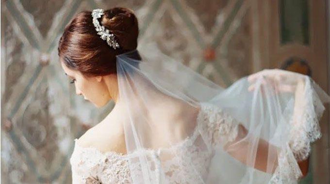 """Le voile de mariée est-il toujours """"in"""" en 2014?"""