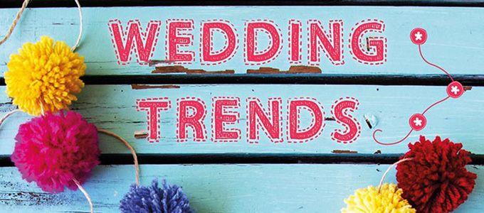 Il y a certaines tendances de mariage qui sont indémodables... En voici cinq à découvrir !