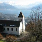 Chapelle Mt-Pélerin - Cérémonie Religieuse