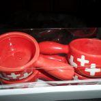photophore croix suisse. boite de 4 vendue CHF 5