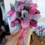le bouquet pour ma filleuile :-)