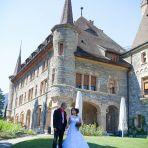 Le chateau Mercier a Sierre