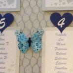 Papillon bleu n°3